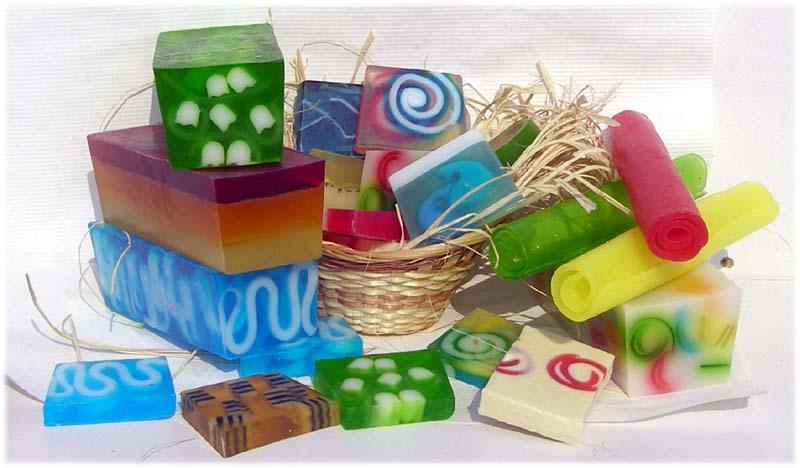 Фото - Изготовление мыла