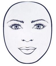 Фото - Подбор стрижки для круглого лица