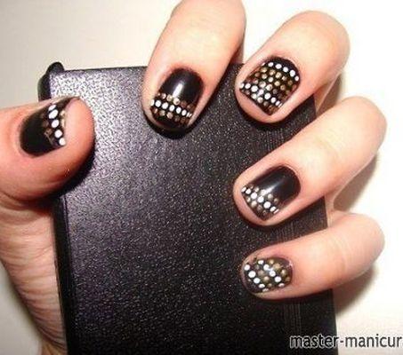 Фото - Рисунки на ногтях в домашних условиях