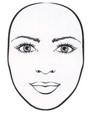 Фото - Подбор стрижки для овального лица