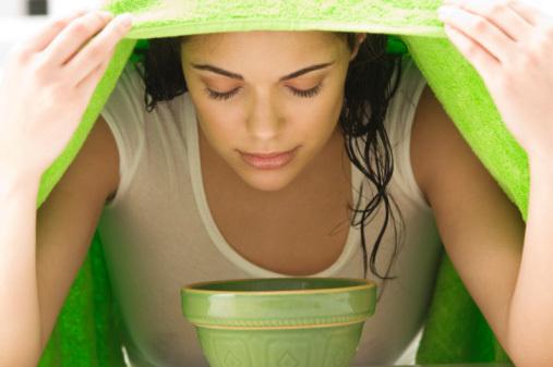 Чем распарить лицо в домашних условиях содой