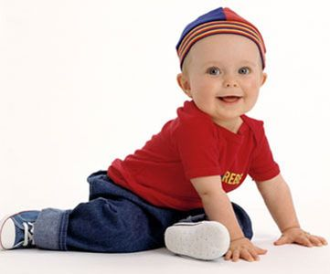 Фото - Воспитание ребенка до года