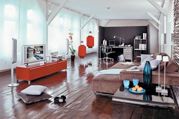 Фото - Дизайн квартиры-студии: стильно и практично