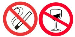 Фото - Полный отказ от курения и алкоголя
