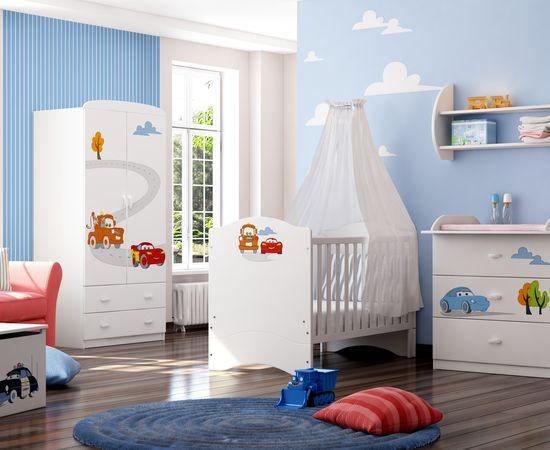 Фото - комната для младенца мальчика