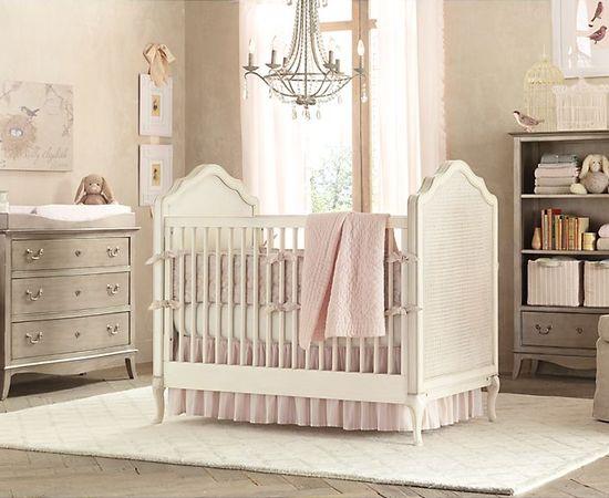 Фото - комната для младенца девочки