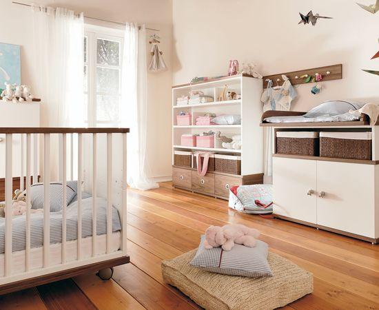Фото - красивый дизайн комнаты для младенца