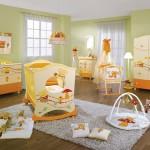 Дизайн интерьера детской комнаты: главные правила