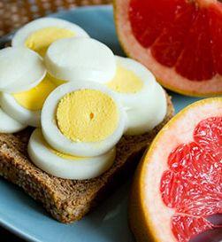Фото - Меню первой недели яичной диеты