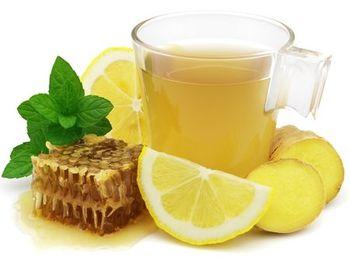 Фото - Имбирный чай