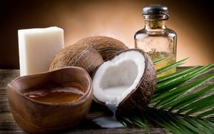 Фото - Кокосовое масло от растяжек