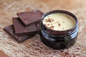 Фото - Масло какао от растяжек