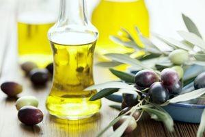 Фото - Оливковое масло от растяжек