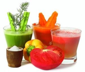 Фото - Овощные соки для ухода за ногтями