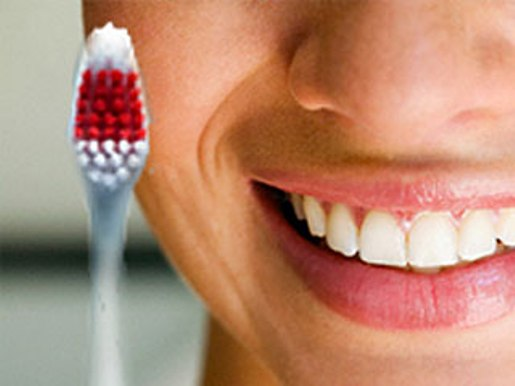Фото - Правильная чистка зубов