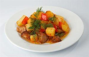 Фото - Рагу для грейпфрутовой диеты
