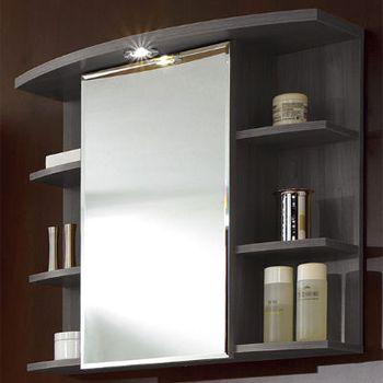 Фото - Шкафчик с зеркалом в ванную комнату