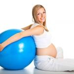 Фитнес для беременных: будь в форме всегда