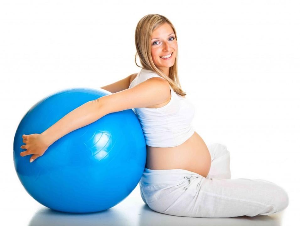 Фото - Фитнес для беременных