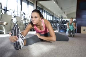 Фото - Тренировки в тренажерном зале