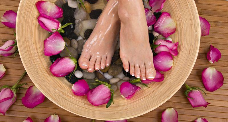 Фото - Арома-ванны для ног