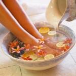 Фото - Контрастные ванны для ног