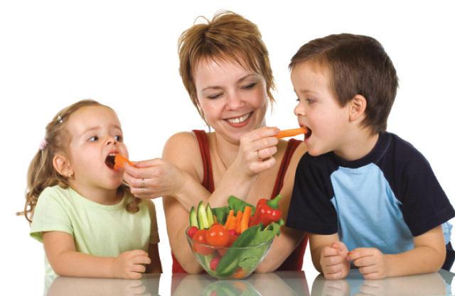 Фото - Повышение иммунитета у ребенка