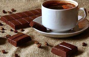 Фото- Кофе с шоколадом