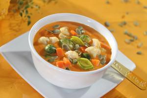 Фото - Овощной суп