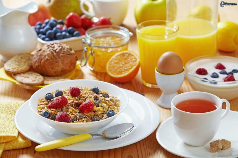 Фото - Полезный завтрак