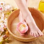 Арома-ванны для ног. Совмещаем полезное с приятным!