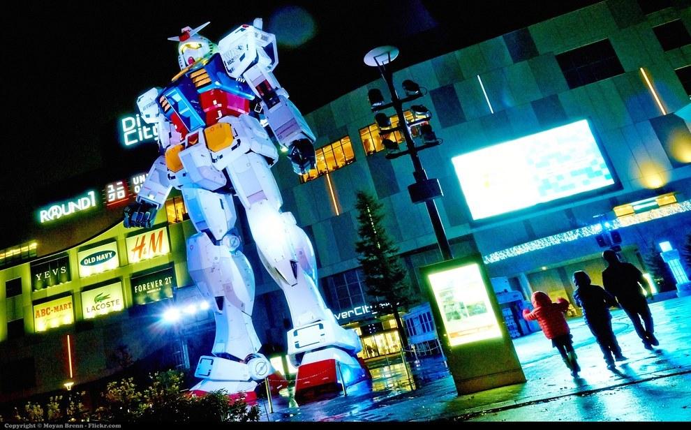 Фото - Робот в Токио