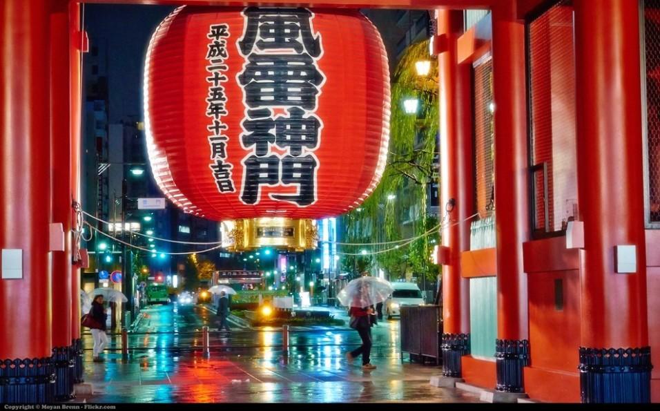 Фото - Экзотическая Япония