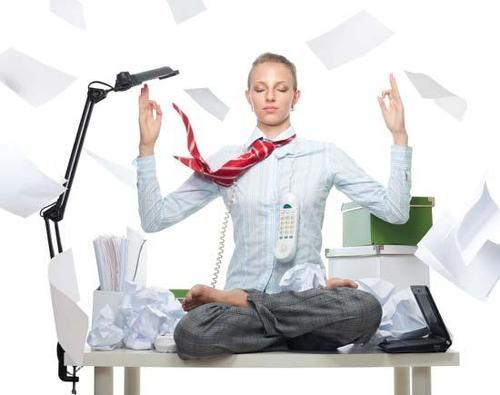 Фото - Как справиться со стрессом на работе