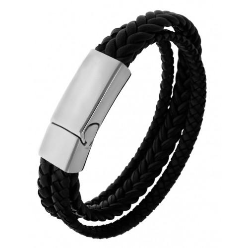 Фото - Кожаный браслет