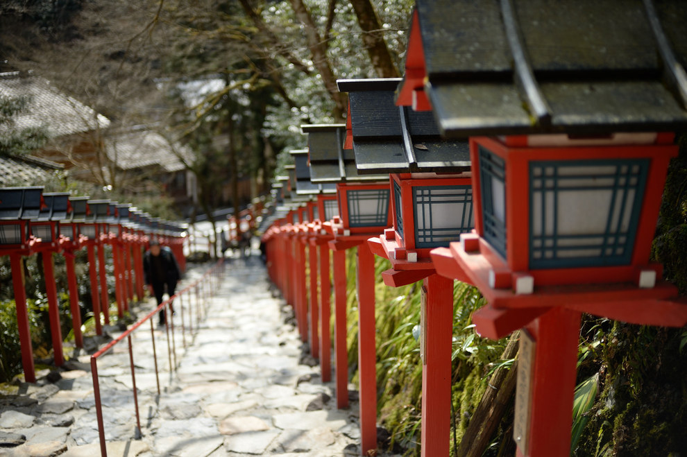 Фото - Переходы в Японии