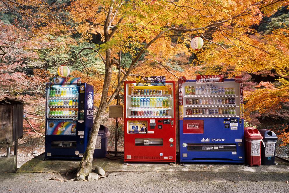 Фото - Торговых автоматов