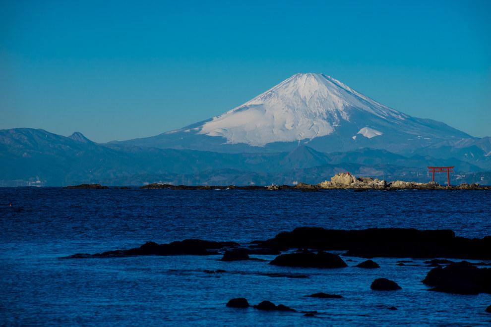 Фото - Гора в Японии