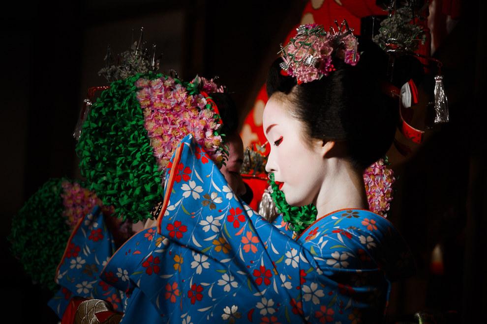 Фото - Вековые традиции в Японии