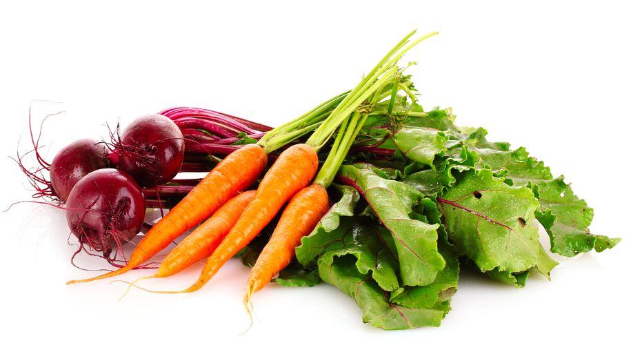 Фото - Морковь и свекла