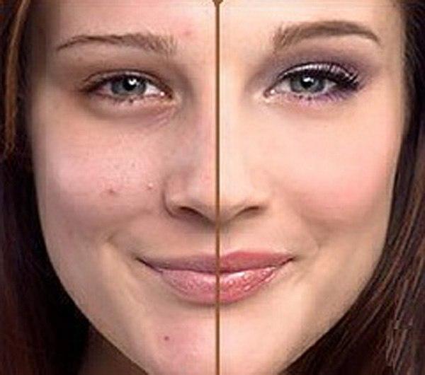 Как сделать свое лицо идеальным 898