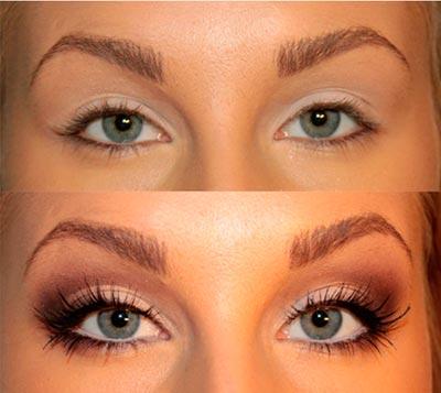Фото - Как увеличить глаза с помощью макияжа
