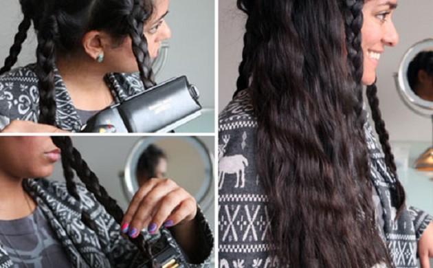 Фото - Волнистые волосы