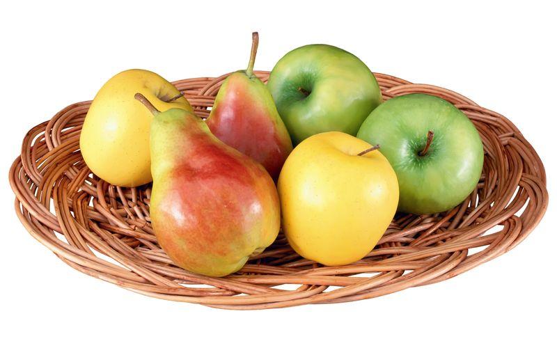 Фото - Фрукты яблоки и груши