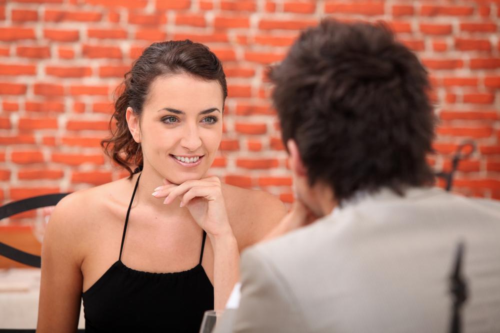 Фото - Общение мужчины с женщиной