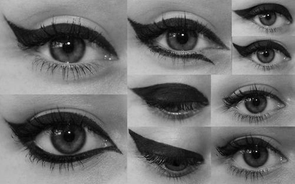 Фото - Стрелки на глазах