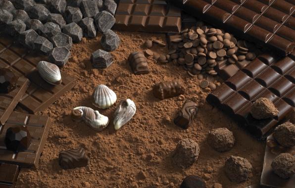 Фото - Шоколад и какао для улучшение памяти