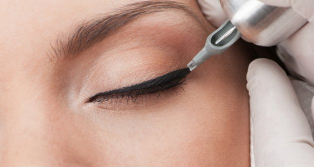 Фото - Перманентный макияж глаз
