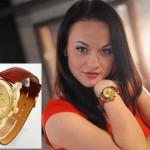 Как правильно носить часы с украшениями?