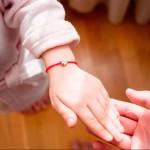 Можно ли повязать красную нить ребенку (младенцу)